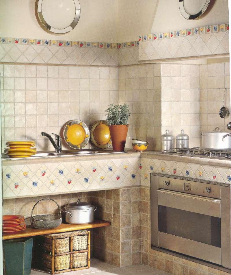 Cucine in muratura for Cabine per la colazione per cucine